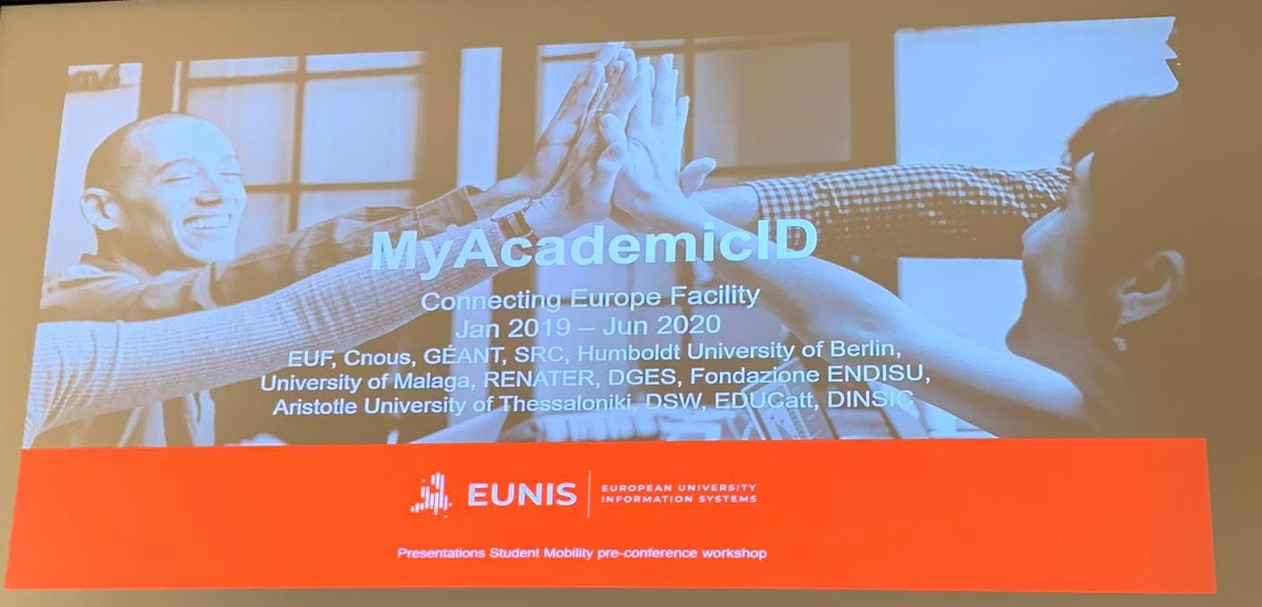 MyAcademicID travels to Scandinavia